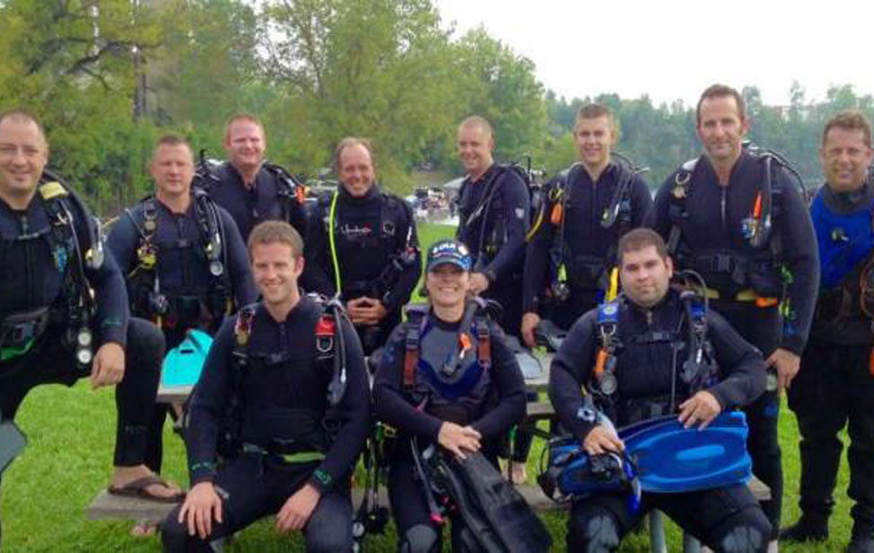 More Firefighters Join Ridgewood Dive Team